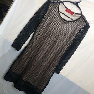 Akira fishnet dress